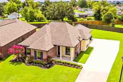 Thibodaux Single Family Home For Sale: 106 Lake Accardo Avenue
