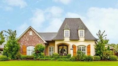 Houma Single Family Home For Sale: 347 Sugar Highland Boulevard