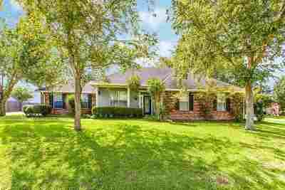 Thibodaux Single Family Home For Sale: 621 Parkside Drive
