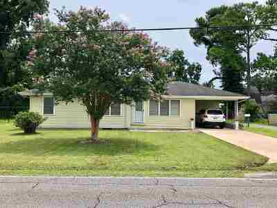 Galliano Single Family Home For Sale: 17413 East Main Street