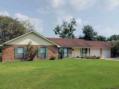 Thibodaux Single Family Home For Sale: 108 Marcello Boulevard