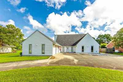 Thibodaux Single Family Home For Sale: 204 Bayou Onion Lane