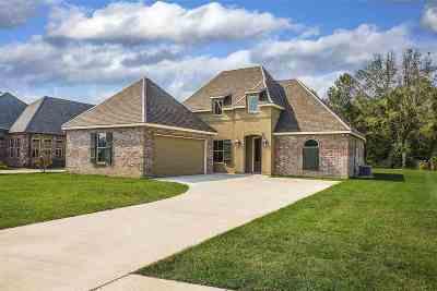 Terrebonne Parish, Lafourche Parish Single Family Home For Sale: 253 Rue Richard