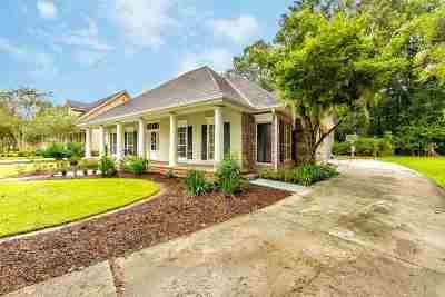 Houma Single Family Home For Sale: 404 Ardoyne Drive