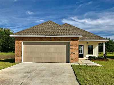 Thibodaux Single Family Home For Sale: 126 Colony Station