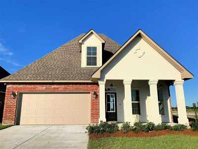 Thibodaux Single Family Home For Sale: 310 Bishops Court