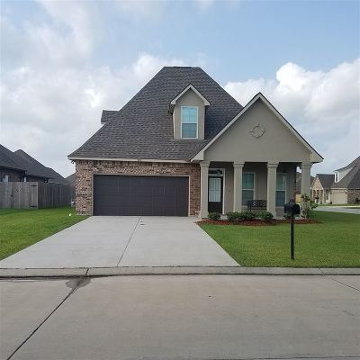 Thibodaux Single Family Home For Sale: 364 Pond Drive