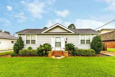 Thibodaux Single Family Home For Sale: 1816 Ridgefield Avenue