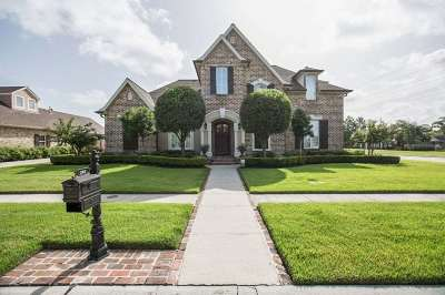 Houma Single Family Home For Sale: 249 Oakdale Loop