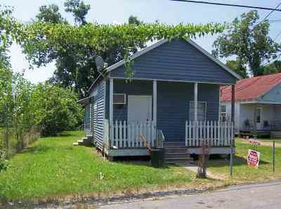 Napoleonville Single Family Home For Sale: 145 Gold Street