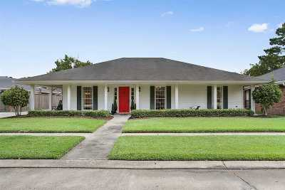 Houma Single Family Home For Sale: 208 Brinwood Drive
