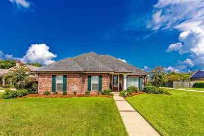 Thibodaux Single Family Home For Sale: 108 Estate Drive