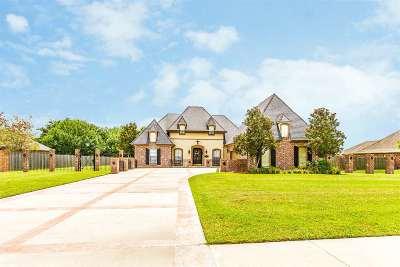 Houma Single Family Home For Sale: 225 Lake Decade Court