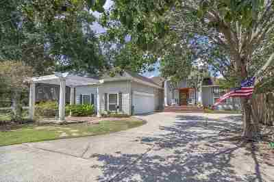Houma Single Family Home For Sale: 1105 Wright Avenue