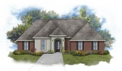 Thibodaux Single Family Home For Sale: 313 Magazine Loop