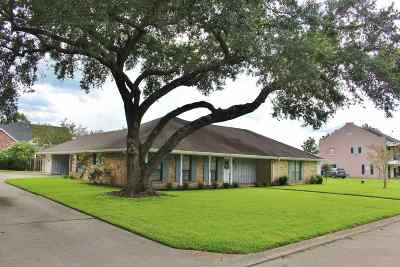 Thibodaux Single Family Home For Sale: 206 Rienzi Drive