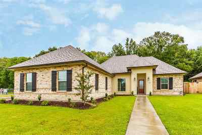 Houma Single Family Home For Sale: 192 Madio Drive