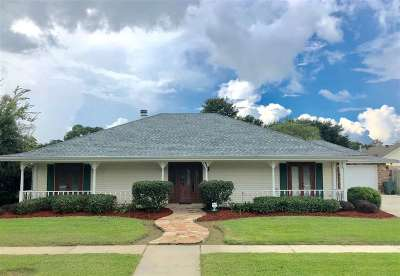 Houma Single Family Home For Sale: 802 San Antonio Boulevard