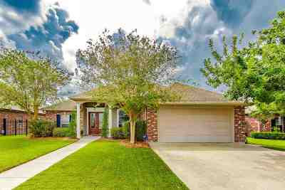 Houma Single Family Home For Sale: 191 Lansdown Drive