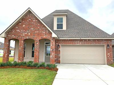Thibodaux Single Family Home For Sale: 311 Bishops Court