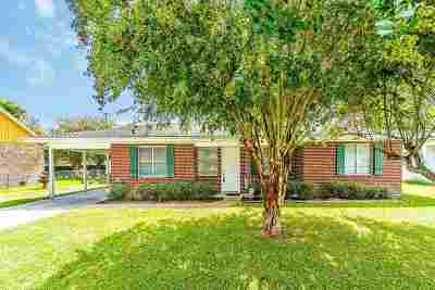 Thibodaux Single Family Home For Sale: 519 Foret