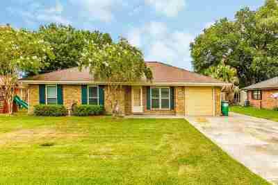Thibodaux Single Family Home For Sale: 412 Wisteria Street