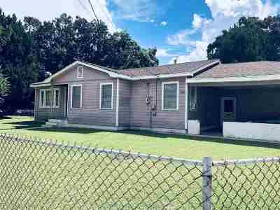 Houma Single Family Home For Sale: 1117 Grinage Street