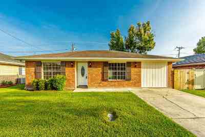 Houma Single Family Home For Sale: 302 Fairmont Drive