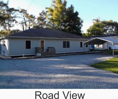 Morgan City Single Family Home For Sale: 1479 E Stephensville Road
