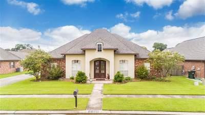 Houma Single Family Home For Sale: 228 Terra Cane Drive