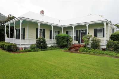Thibodaux Single Family Home For Sale: 3921 Highway 308
