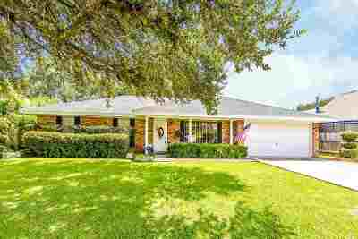 Thibodaux Single Family Home For Sale: 102 East Oaklawn Drive