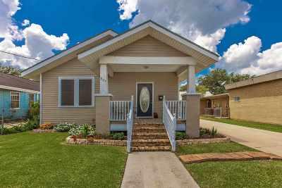 Thibodaux Single Family Home For Sale: 804 Jackson Street
