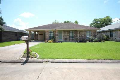 Houma Single Family Home For Sale: 512 Cascade Drive