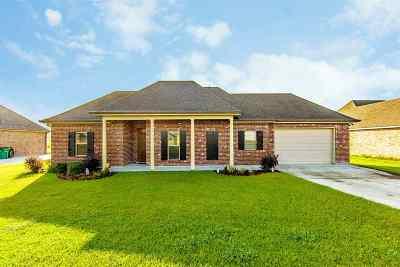 Thibodaux Single Family Home For Sale: 571 Waverly Road
