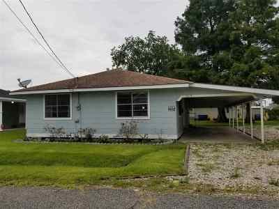 Thibodaux Single Family Home For Sale: 517 Cypress Street