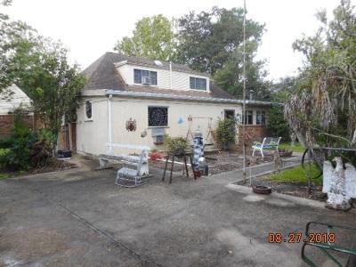 Houma Single Family Home For Sale: 1508 Bayou Blue Road