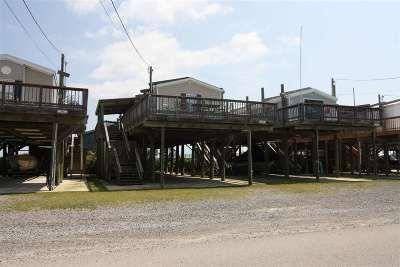 Grand Isle, Fourchon Single Family Home For Sale: 122 Tahiti East Lane