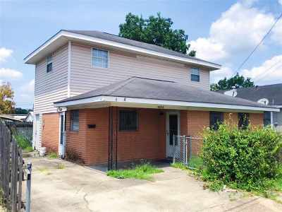 Morgan City Single Family Home For Sale: 407 1/2 Bush Street