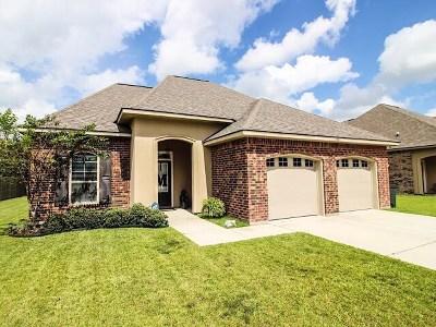Thibodaux Single Family Home For Sale: 133 Laverne Drive