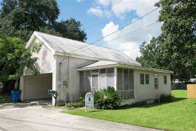 Patterson Single Family Home For Sale: 1509 Main Street