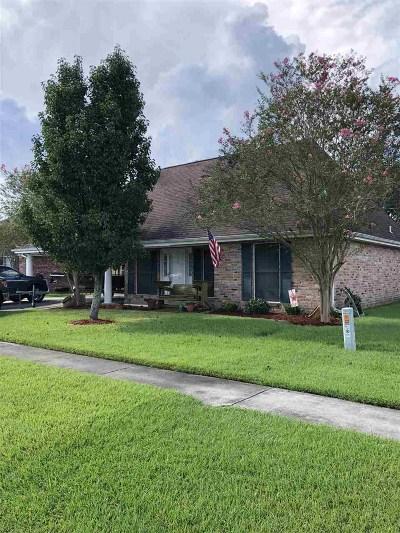 Houma Single Family Home For Sale: 443 Southdown West Boulevard