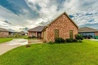 Thibodaux Single Family Home For Sale: 119 Lake Maclaine Avenue