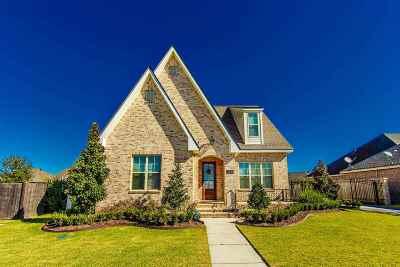 Houma Single Family Home For Sale: 4577 Glenfield Drive
