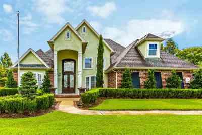 Thibodaux Single Family Home For Sale: 718 Rosedown Drive