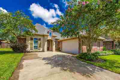 Houma Single Family Home For Sale: 215 Lakewood Drive