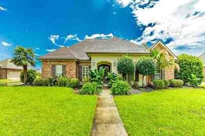 Thibodaux Single Family Home For Sale: 118 Bayou Lafourche Drive