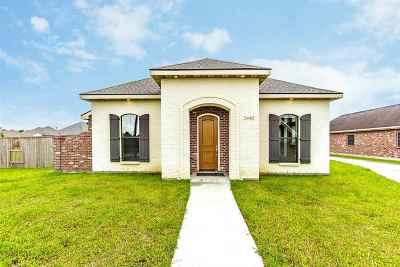 Houma Single Family Home For Sale: 3440 Julliette Drive