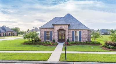 Houma Single Family Home For Sale: 157 Viola Drive