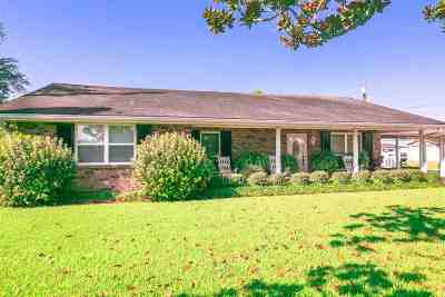 Houma Single Family Home For Sale: 101 Lyndenwood